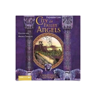 City of Fallen Angels (Chroniken der Unterwelt 4) Hörbuch ...