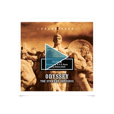 the story of odysseus in homers the odyssey