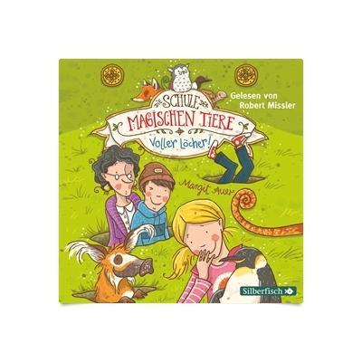 voller löcher die schule der magischen tiere 2 hörbuch download | audioteka