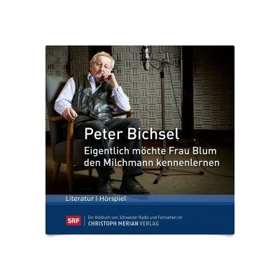 Eigentlich möchte Frau Blum den Milchmann kennenlernen, 1 Audio-CD Hörbuch