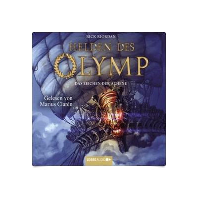 on feet at united kingdom cheaper Das Zeichen der Athene (Helden des Olymp 3) Hörbuch Download ...