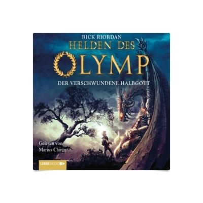 save up to 80% shop promo codes Der verschwundene Halbgott (Helden des Olymp 1) Hörbuch ...