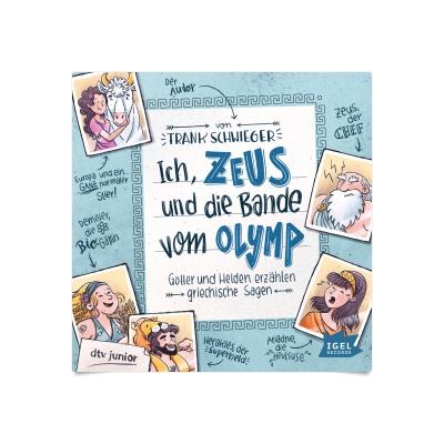 differently picked up fast delivery Ich, Zeus, und die Bande vom Olymp Hörbuch Download | Audioteka