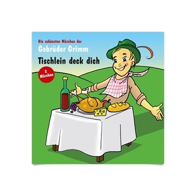 tischlein deck dich; die drei federn hörbuch download | audioteka