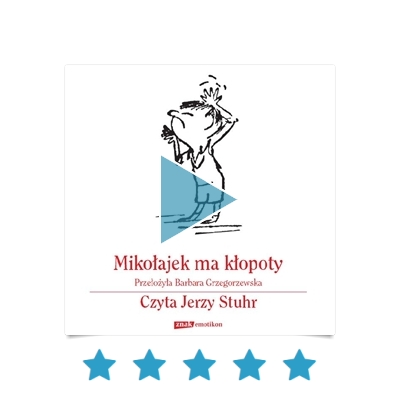 Mikołajek Ma Kłopoty Audiobook Audioteka