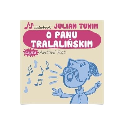 O Panu Tralalińskim Audiobook Audioteka