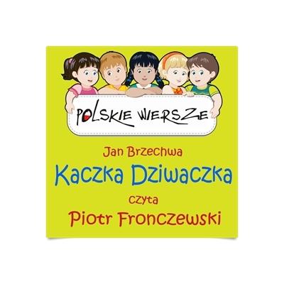 Polskie Wiersze Kaczka Dziwaczka Audiobook Audioteka