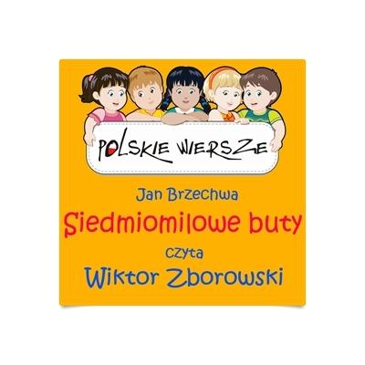 Polskie Wiersze Siedmiomilowe Buty Audiobook Audioteka